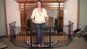keep your children safe with the kidco auto close hearth gate you