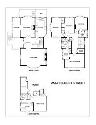 Kerry Campbell Homes Floor Plans by 2557 Filbert Street San Francisco Ca 94123 Mls 456324