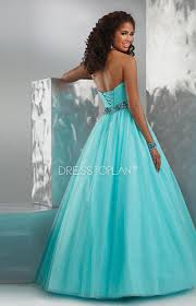 unique chiffon light blue sky halter retro vintage prom dress