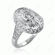 the art deco ring diamond information centre online information