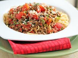 Challenge With Sauce Chunky Spaghetti Sauce Recipe