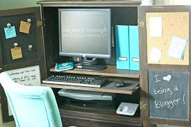Computer Desk Plans Office Furniture by Computer Armoire Desk Computer Desk Home Decor Best With Regard To