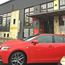 lexus usa seattle where to take a pretty red car in seattle lexus ct hybrid review