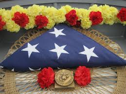 Military Funeral Flag Presentation Veterans Military And Navy Burials At Sea Oceanside Ca Sea Star