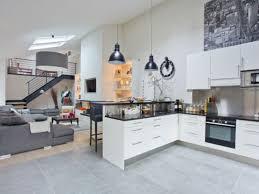 d馗o cuisine ouverte ide amnagement cuisine ouverte sur salon finest agrable