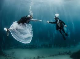 underwater wedding you can get married underwater in monaco thanks to this luxury