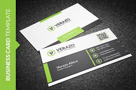 cool green business card business card templates creative market