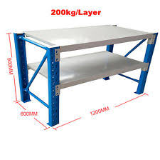Bench Metal Work Steel Work Benches Ebay