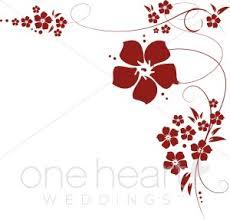 wedding flowers clipart flower corner flourishes clipart wedding flower clipart