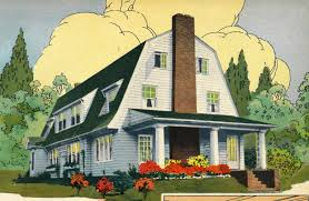 Dutch Colonial Revival House Plans by Ceden Us Dutch Colonial House Plans Html
