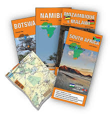paper maps tracks4africa paper maps