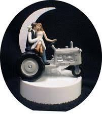 tractor wedding cake topper tractor wedding cake topper ebay