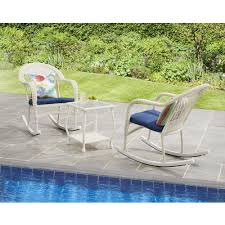 mainstays outdoor rocking chairs walmart com
