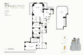 a typical floor plan of one sutton place south manhattan image