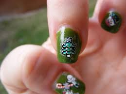 18 green nail art design ideas for your inspiration nail art designs