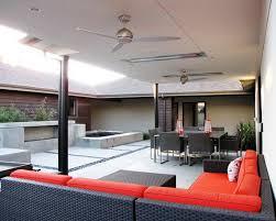 kichler hatteras bay outdoor patio ceiling fan tropical porch wet