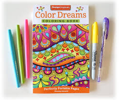 color dreams coloring book thaneeya mcardle u2014 thaneeya