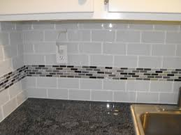 interior backsplash in white kitchen wonderful smoke glass
