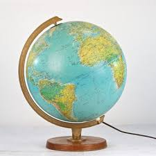 earth globes that light up best vintage globes replogle products on wanelo