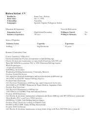 cover letter example electrician resume example resume electrician