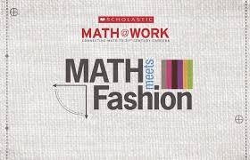 math work math meets fashion scholastic com