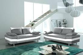 canapé 3 2 places tissu canape 3 2 1 pas cher ensemble canapac 32 places blanc et noir