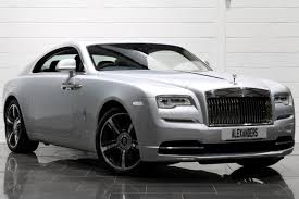 wraith roll royce used 2017 rolls royce wraith v12 for sale in north yorkshire
