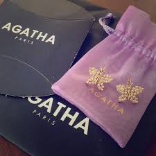 agatha earrings agatha jewelry butterfly earrings poshmark