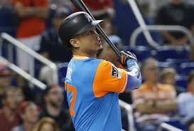 giancarlo stanton marlins jpg yankees marlins agree to giancarlo stanton trade what it means nj com