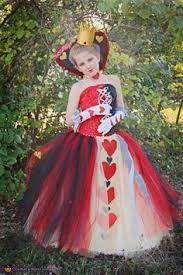 Halloween Costumes Queen Hearts Buy Queen Hearts Costume Kids Girls Halloween Costume