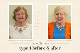 dyt type 4 hair june s amazing dressing your truth type 4 makeover dyt before