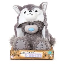 me to you 6 tatty teddy collectors plush bear husky character hat me to you 6