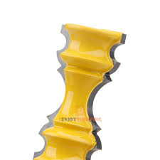 large elaborate chair rail molding router bit shank shaker