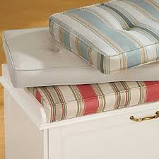 Leather Bench Seat Cushions Bench Leather Seat Cushions Custom Indoor Furniture With Regard To