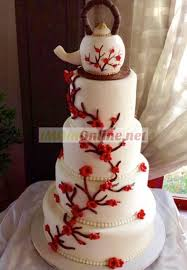 your dream wedding cake by cake box imom online