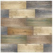 Ceramic Tile Flooring That Looks Like Wood Wood Look Tile You Ll Wayfair