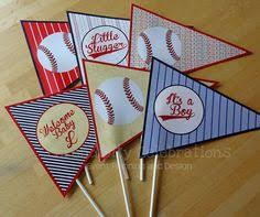 Sports Baby Shower Centerpieces by Baseball Baby Shower Supplies Baseball Bubble Stack Baseball