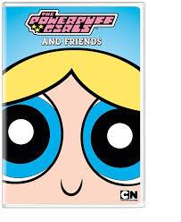 amazon com cartoon network powerpuff girls and friends various