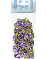 offray ribbon new savings on offray ribbon roses small 40 pkg light orchid