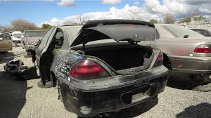 2002 pontiac grand am gt ram air no fear edition u2013 junkyard find