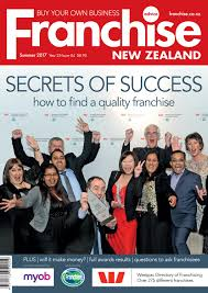 franchise new zealand year 25 issue 04 summer 2017 by paul