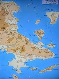 Map Of Ancient Greece Where Is Ancient Epidaurus On Map Greece