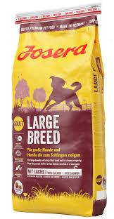 josera large breed dogfood