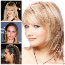 medium straight hair cuts hairstyle names part