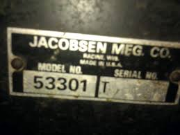 some questions about jacobsen ford lgt 145 mytractorforum com