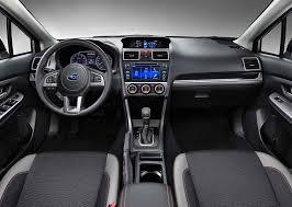 Subaru Xv Crosstrek Interior 2018 Subaru Crosstrek Turbo Xv Interior Pictures 2018 2019 Best Suv