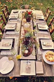 10 thanksgiving table settings tinyme