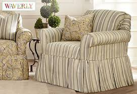 Sure Fit Twill Supreme Chair Slipcover Chair Slipcovers Sure Fit Home Decor
