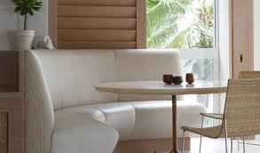 furniture elegant dining furniture design with cool corner