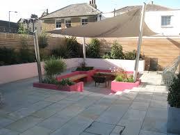 Sunken Patio Sunken Garden Ramsgate Contemporary Patio Kent By The